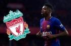 Dọn đường đón Dembele, Liverpool sẽ thanh lý 5 cái tên này vào tháng Giêng