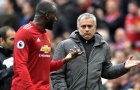 Lukaku tiết lộ cuộc nói chuyện với Mourinho giúp mình hồi sinh