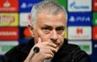 Mourinho phủ nhận hạnh phúc tại Man United