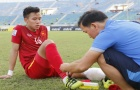 Quế Ngọc Hải lên tiếng về nguy cơ vắng mặt trận chung kết lượt về