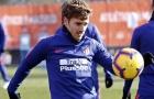 Griezmann tập luyện cật lực, nuôi hi vọng bám đuổi Barca
