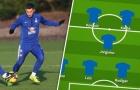 Đấu Brighton, Chelsea ra sân với đội hình nào?