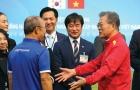 Tổng thống Hàn Quốc chúc mừng Việt Nam, tự hào Park Hang-seo