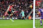 TRỰC TIẾP Southampton 1-0 Arsenal: Ings nổ súng (H1)