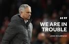Cách tiếp cận hèn nhát tại Anfield chứng tỏ Mourinho đã cạn kiệt ý tưởng