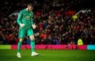 De Gea đã nói gì trong phòng thay đồ sau trận thua Liverpool?