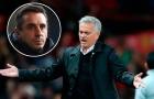 Gary Neville dự đoán ngày Mourinho rời Man Utd