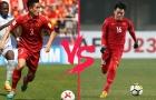Tấn Sinh, Thành Chung, ai sẽ là 'kẻ đóng thế hoàn hảo' cho Đình Trọng?