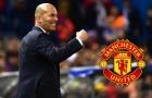 3 ứng viên cho vị trí thuyền trưởng Man Utd: Dấu hiệu từ Zidane!