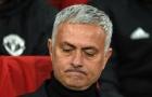 Bất ngờ! ƯCV thay Mourinho là cái tên 'học việc, cực thiếu kinh nghiệm'