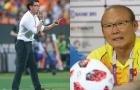 Tiết lộ mối quan hệ bí mật giữa thầy Park và HLV Malaysia, Tan Cheng Hoe