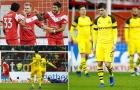 Địa chấn Bundesliga: Nhược tiểu hạ gục Dortmund, Bayern Munich 'mừng húm'