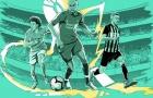 ESPN chọn top 10 cầu thủ chạy cánh hay nhất năm 2018: Nỗi thèm khát của Mourinho