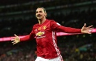 Sốc! Man Utd suy yếu là vì... Zlatan Ibrahimovic