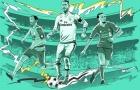 10 trung vệ xuất sắc nhất năm 2018: Van Dijk chỉ xếp thứ 4
