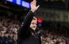 HLV Solskjaer tái hiện pha ăn mừng 'bàn tay nhỏ' của Gerard Pique