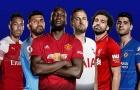 Vua dội bom Premier League năm 2018: Man Utd, Chelsea và 'hai cú lừa'