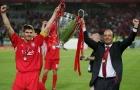 Đêm Istanbul huyền thoại, Benitez sử dụng đội hình nào cho Liverpool