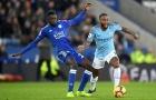 3 'tội đồ' của Man City trong trận thua Leicester