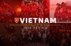 Bóng đá Việt Nam 2018: Rồng Vàng ra oai, xưng vương Đông Nam Á