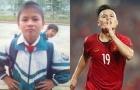 Chiêm ngưỡng loạt ảnh 'thời thơ ấu' ngộ nghĩnh của các cầu thủ Việt Nam