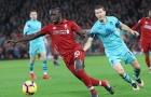 Đây, hai cái tên 'gây tội' khiến Arsenal thua thảm Liverpool