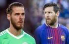 ĐHTB 2018: Sao Man Utd, Barca và những ai?