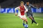 Guardiola muốn 'phát điên' vì sao Ajax