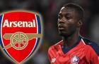 Mục tiêu 80 triệu euro phá vỡ sự im lặng về việc đến Arsenal