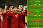 Đội hình tối ưu ĐT Việt Nam tại Asian Cup: Sạch bóng HAGL