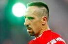 Ribery nhận hình phạt từ Bayern vì quá khích trên MXH
