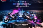 Yamaha gây ấn tượng với NVX & Exciter phiên bản Doxou, khuấy động mùa mua sắm cuối năm