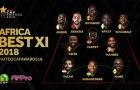 11 viên ngọc Lục địa đen 2018: Big 6 Premier League chỉ thiếu Chelsea