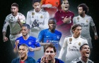 ĐHTB Châu Âu 2018: Có 'quái thú', không De Gea và cái chết của bóng đá Đức