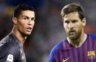 Sao Man City 53 triệu bảng tự nhận mình hay hơn cả Ronaldo lẫn Messi