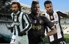 Thất kinh với 8 'món hàng' miễn phí của Juventus trong 10 năm qua