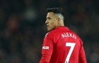 Rõ lý do Sanchez 'mất tăm' trong đội hình M.U đối đầu Tottenham