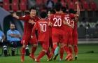 CHÍNH THỨC: Xác định 2 đối thủ Việt Nam có thể gặp nếu đi tiếp