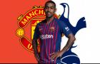 Sao Barca được phép ra đi, Tottenham hay Man Utd sẽ có hợp đồng đầu tiên?