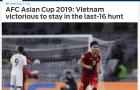 Truyền thông châu Á 'đặt cửa' ĐT Việt Nam đoạt vé vào vòng 1/8