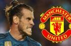 Chuyển nhượng 18/01: Chốt 3 thương vụ, M.U lấy luôn Bale; Arsenal sắp có tân binh