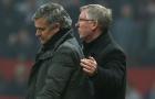 Mourinho: 'Tôi nhớ mãi 1 lời Sir Alex nói'