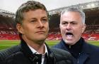 SỐC: Tự nhận 'chung mâm' Guardiola, Mourinho chê Solskjaer chưa đủ trình?