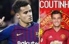 Fan Quỷ đỏ phấn khích với hình ảnh Coutinho mặc áo Man Utd