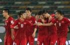 CHÍNH THỨC: Đội hình ĐT Việt Nam đấu Jordan lộ diện