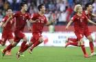 Bóng đá Việt Nam mở ra trang sử mới