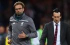 Silva lên tiếng nói lời thật lòng về mục tiêu của Klopp, Emery