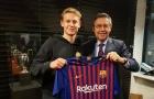 10 điều cần biết về bom tấn 90 triệu euro của Barcelona