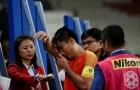 Bóng đá Trung Quốc mắc kẹt trong tham vọng sau thất bại ở Asian Cup