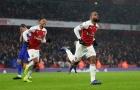 5 điểm nhấn Arsenal 2-1 Cardiff: Aubameyang vượt mặt huyền thoại Henry, Man Utd kém Arsenal ở một điểm